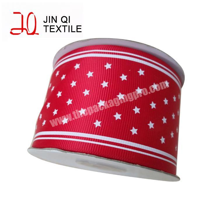 Manufacturer Factory Direct Sale factory custom printed ribbon