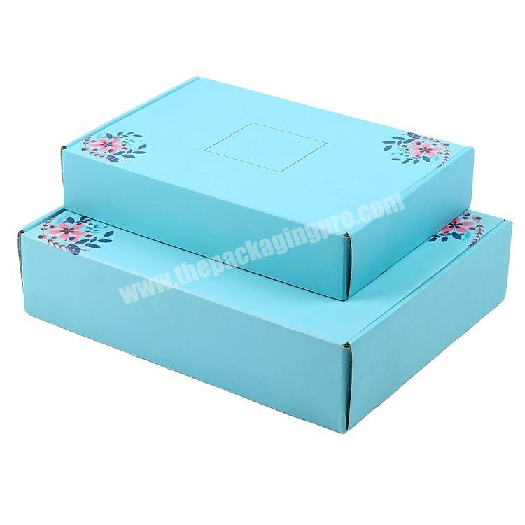 Factory directly christmas airplane box customize airplane box corrugated box packaging with a cheap price