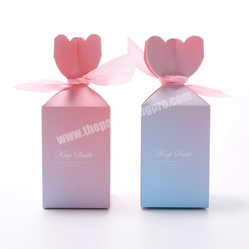 Custom Factory price Manufacturer Supplier wedding card box wedding box wedding gifts for guests box supplier