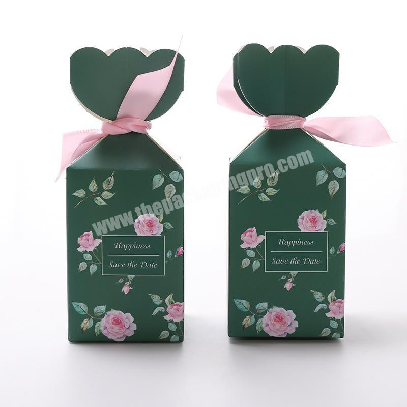 Supplier Factory price Manufacturer Supplier wedding card box wedding box wedding gifts for guests box supplier