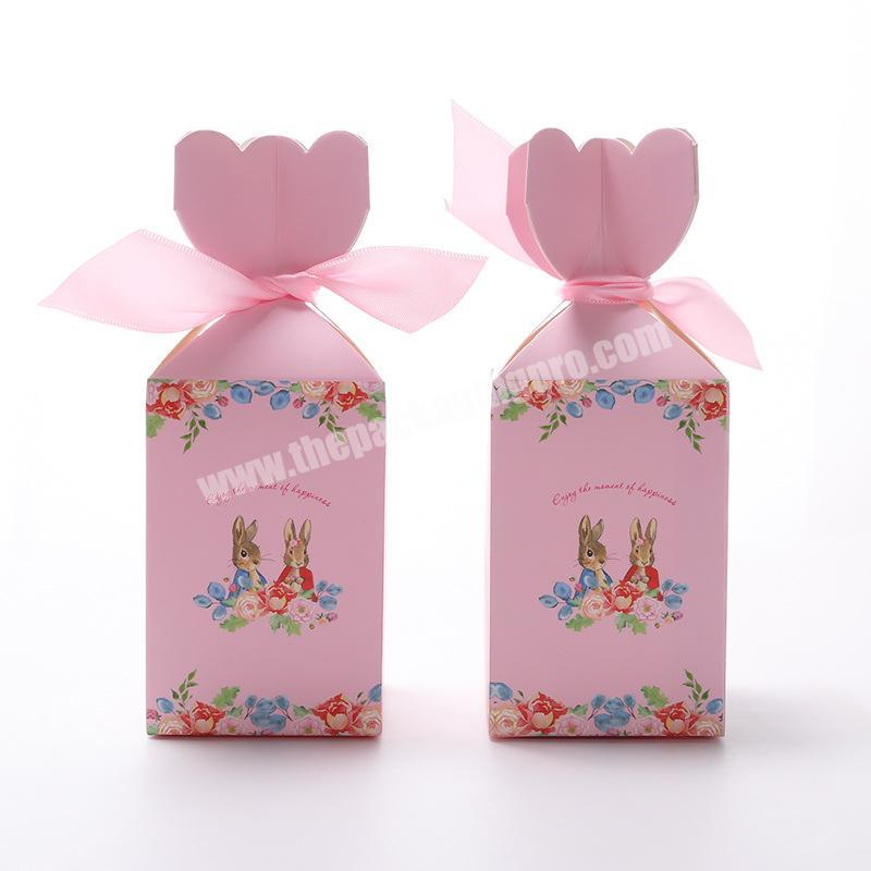 Wholesale Factory price Manufacturer Supplier wedding card box wedding box wedding gifts for guests box supplier