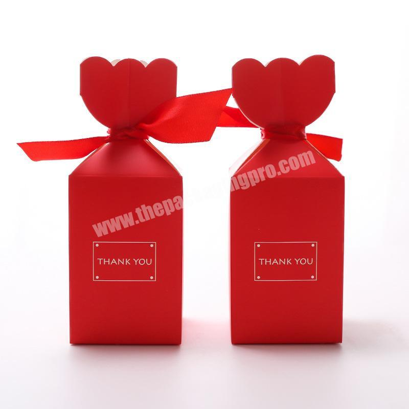 Shop Factory price Manufacturer Supplier wedding card box wedding box wedding gifts for guests box supplier