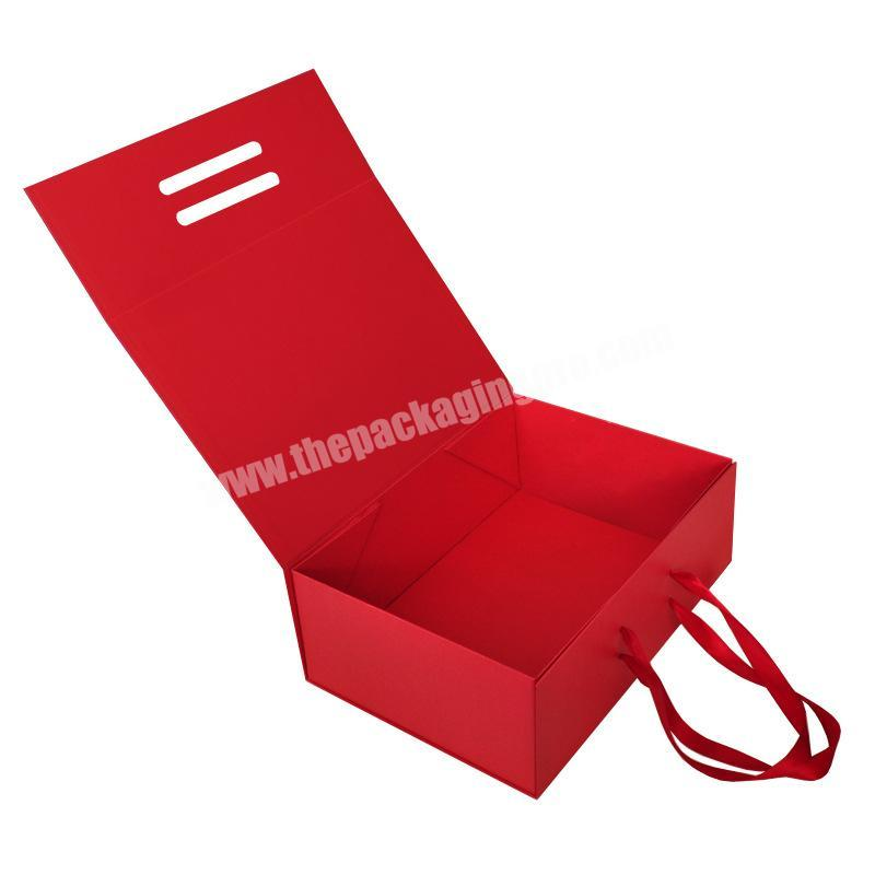 Factory price wholesale foldable gift box gift box custom wholesale gift box