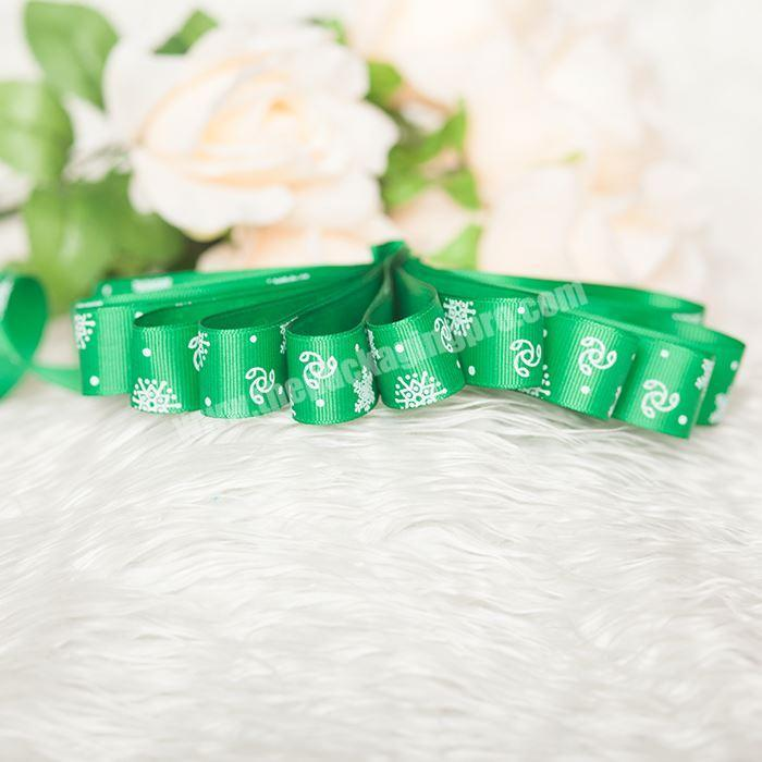Factory Wholesale 2cm Grosgrain Ribbons For Gift Boxes