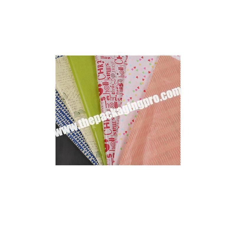 Fashion cheap tissue paper for packaging