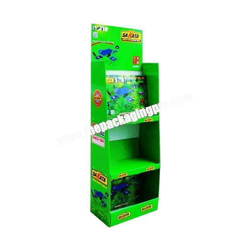 Free design custom make up display shelf