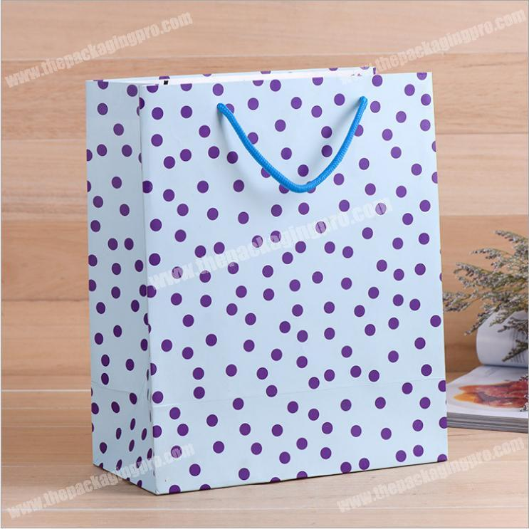 good made in china high grade hand packaging paper bags custom made color packaging handbag shopping clothing handbag wholesale