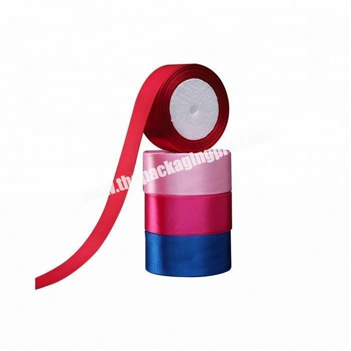 Factory good quality party pleated satin ribbon sash trim