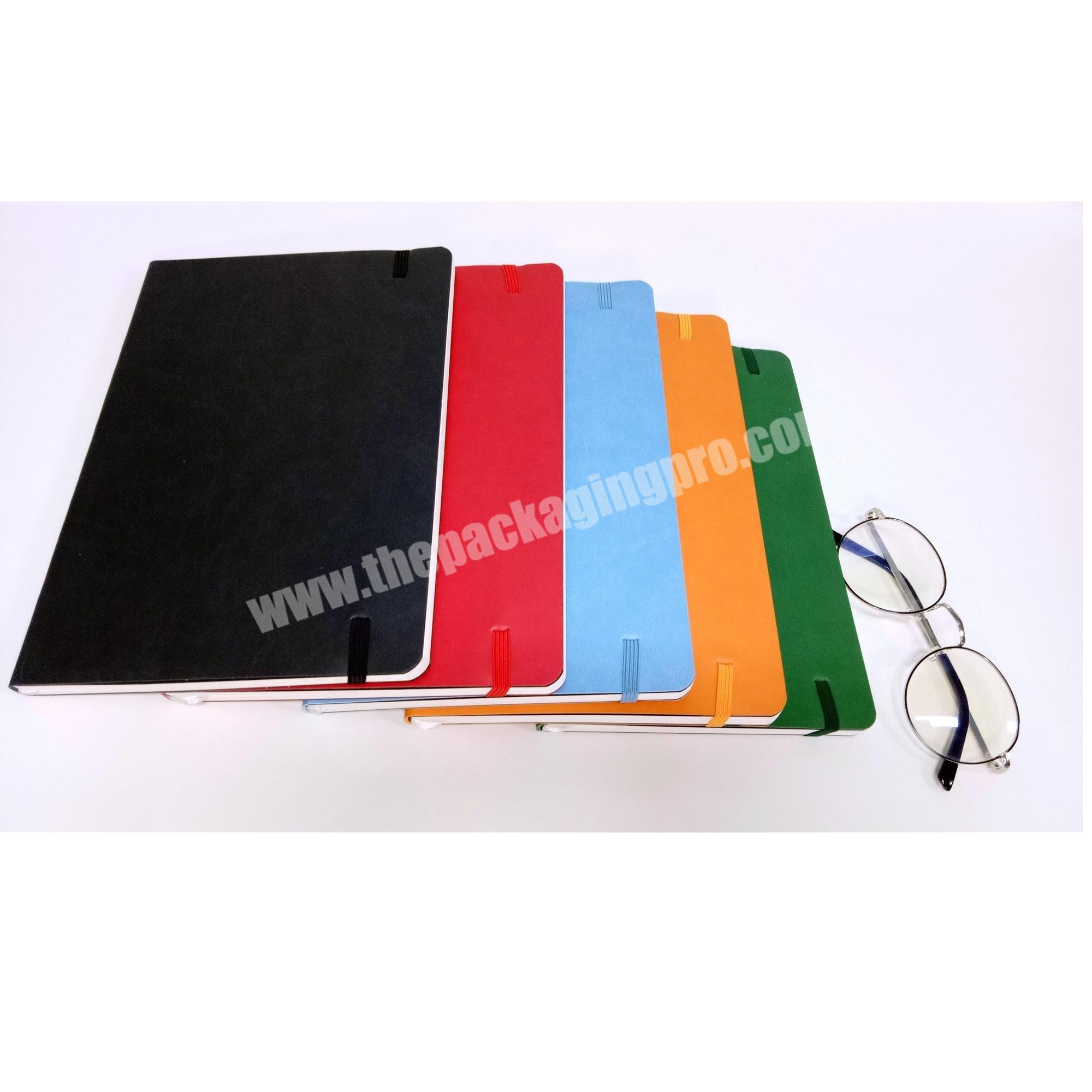 Good quality pu leather diary secret notebook vintage journal custom made diary