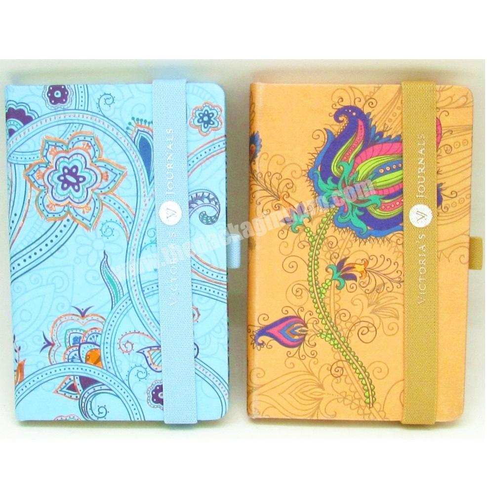 Good Quality PU Leather Journal Secret Diary For Student Custom Organizer Planner