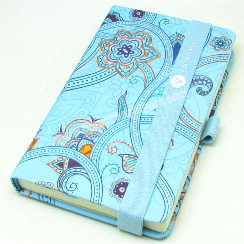 Good Sale PU Leather Planner Personal Diary Printing A5 Gift Notebook