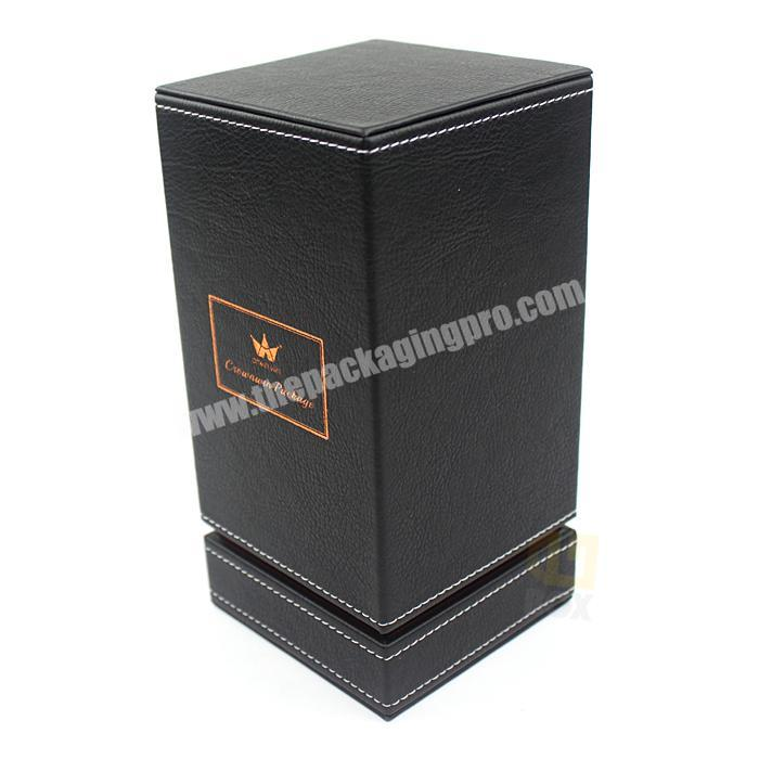 High End Custom Rectangle Foldable Fancy Paper top and bottom cardboard gift box