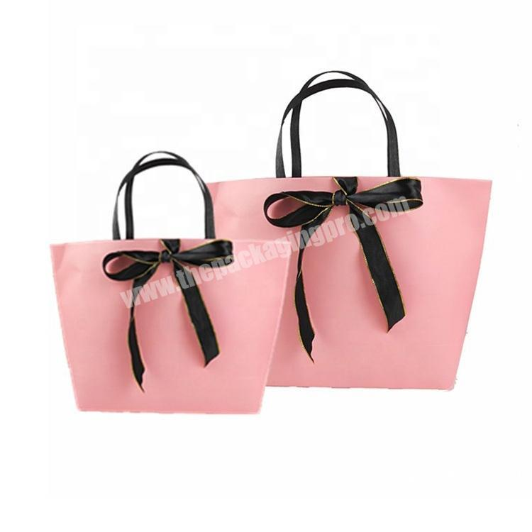 High End Customized Creative Paper Bags Creative Painting Design Printing Paper Gift Bags