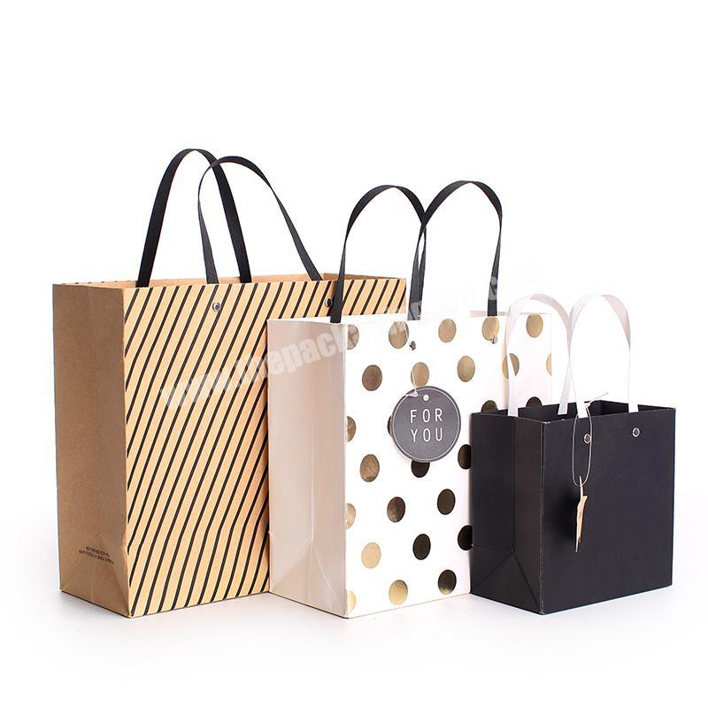 High-end fashion gift bags wholesale