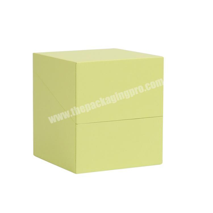 High end Magnet closure perfume gift packaging box for bottles cosmetic boxes