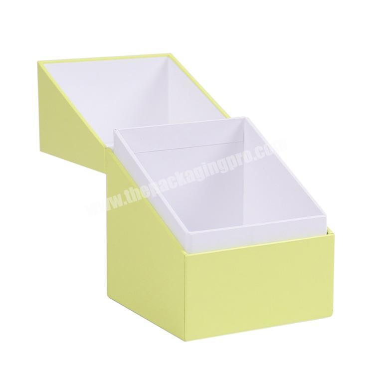 Manufacturer High end Magnet closure perfume gift packaging box for bottles cosmetic boxes