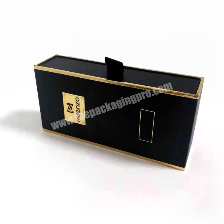 Factory High-end professional custom handmade luxury perfume box 30ml sets packaging luxury