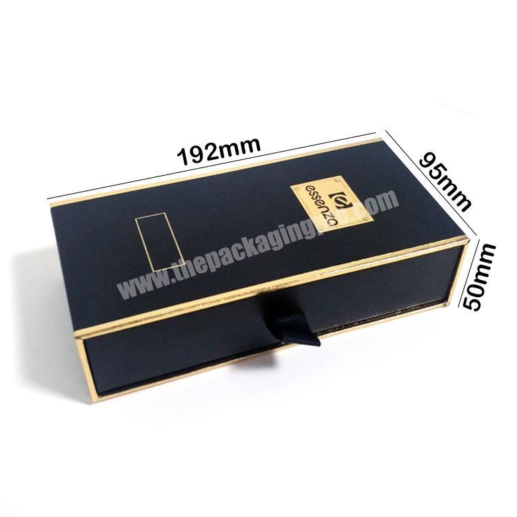Manufacturer High-end professional custom handmade luxury perfume box 30ml sets packaging luxury