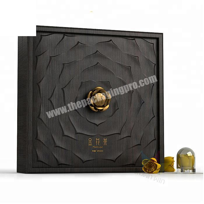 High Quality Cardboard Handmade Gift Box For Cosmetics
