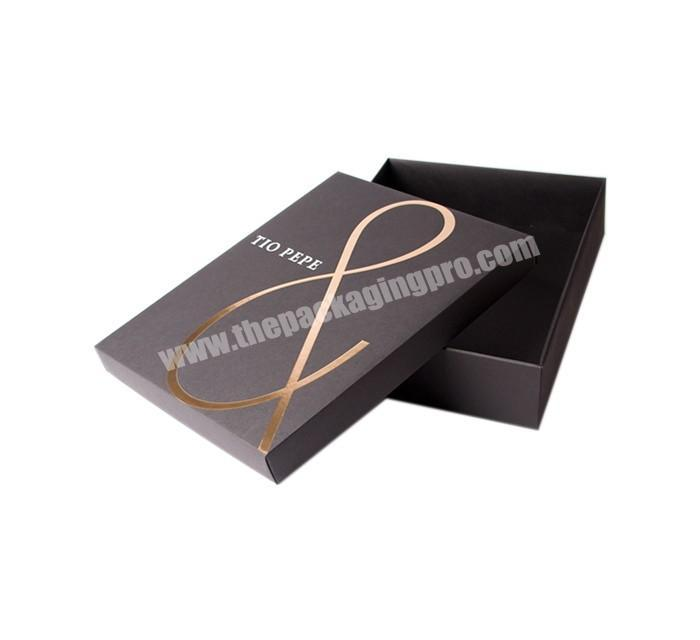 High Quality Custom Printable Paper  Strong Case Box with your logo