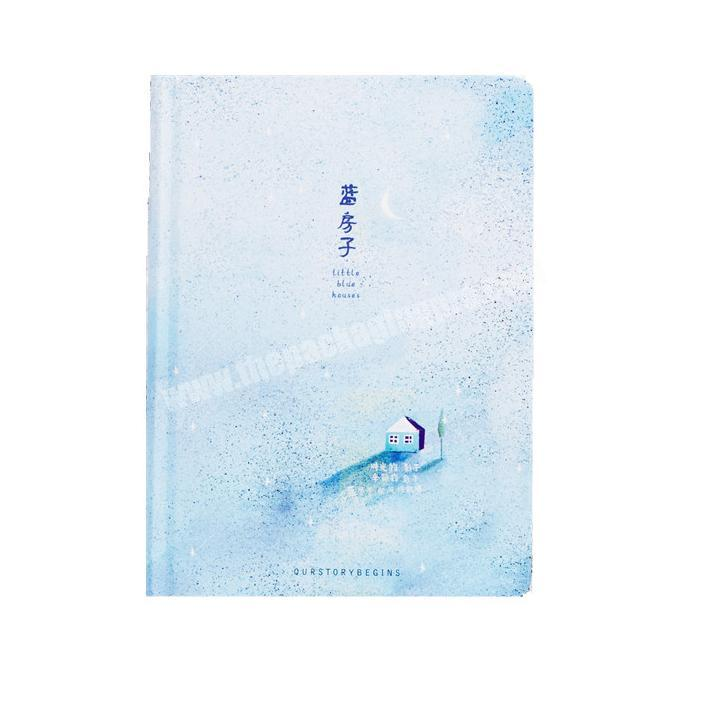 High quality customized gift office supply A5 hardcover notebook