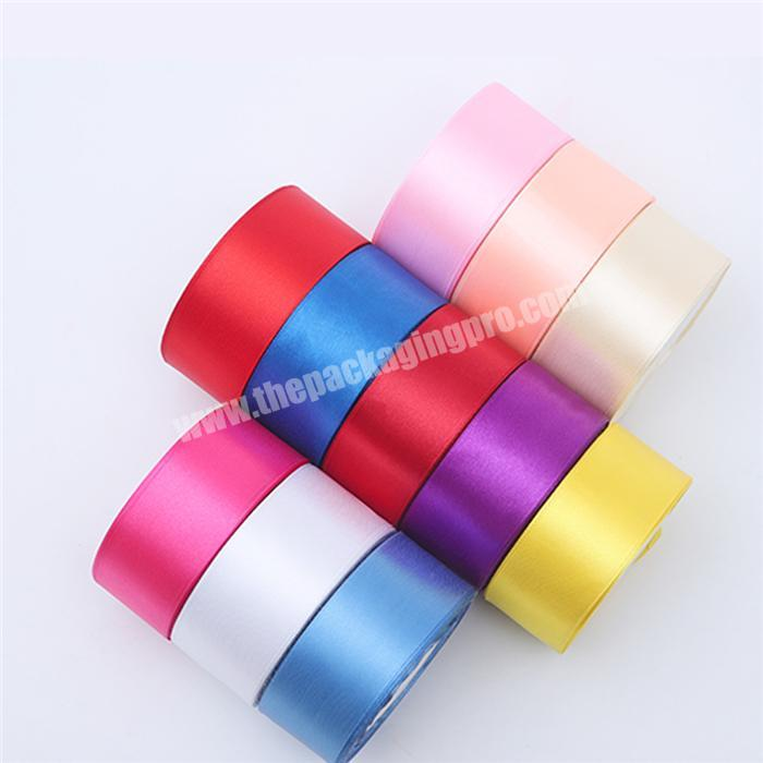 High  Quality Design Custom Satin Ribbon