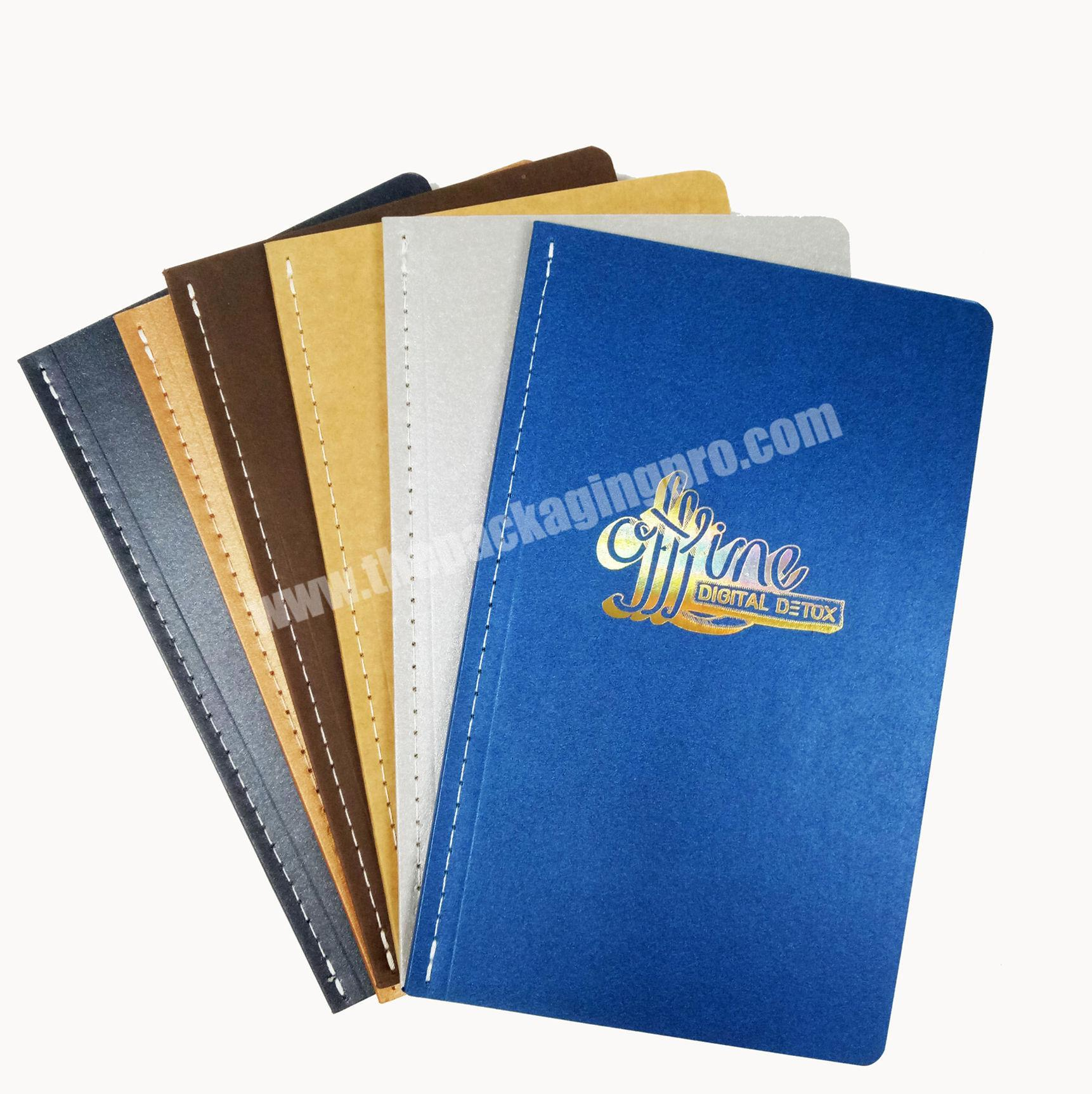 High quality exercise notebook for school family planner personal diary custom journal