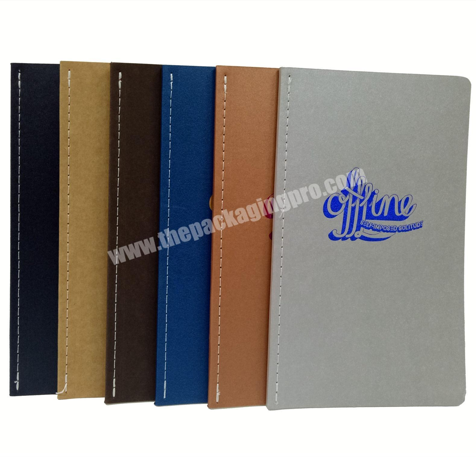 High quality family planner exercise notebook for school personal diary custom journal