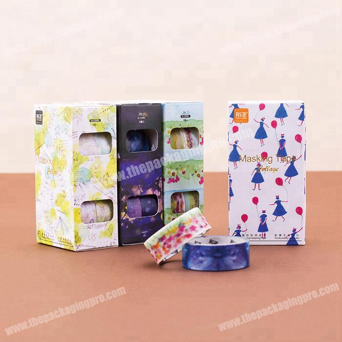 high quality Japanese washi tape for wholesale