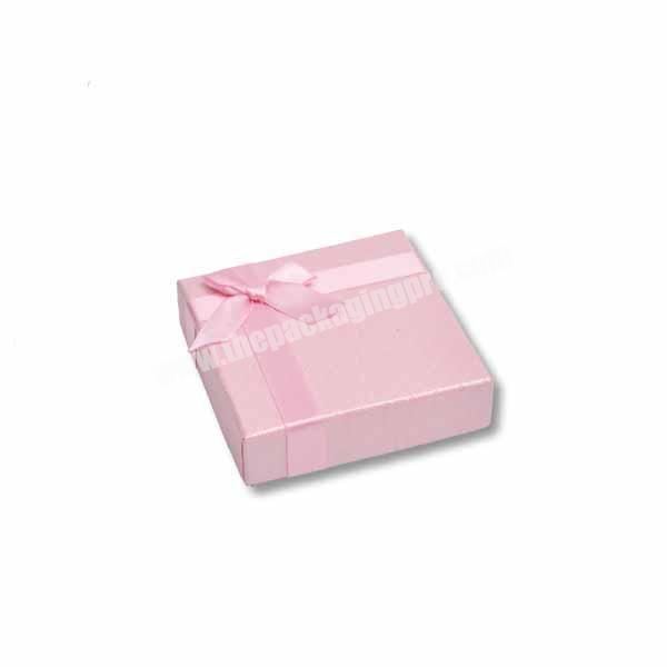 High Quality Jewelry Gift Boxes Box