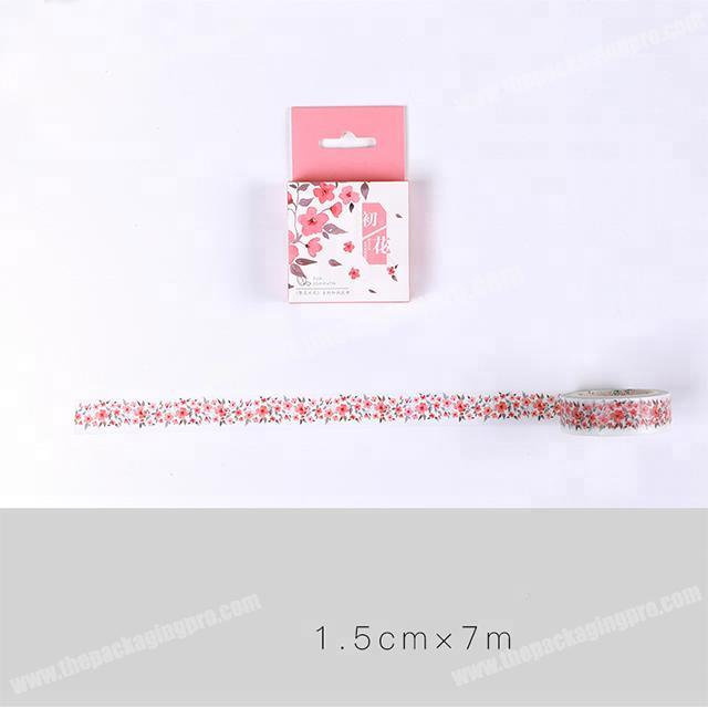 high quality lowest price decor washi tape for buyer