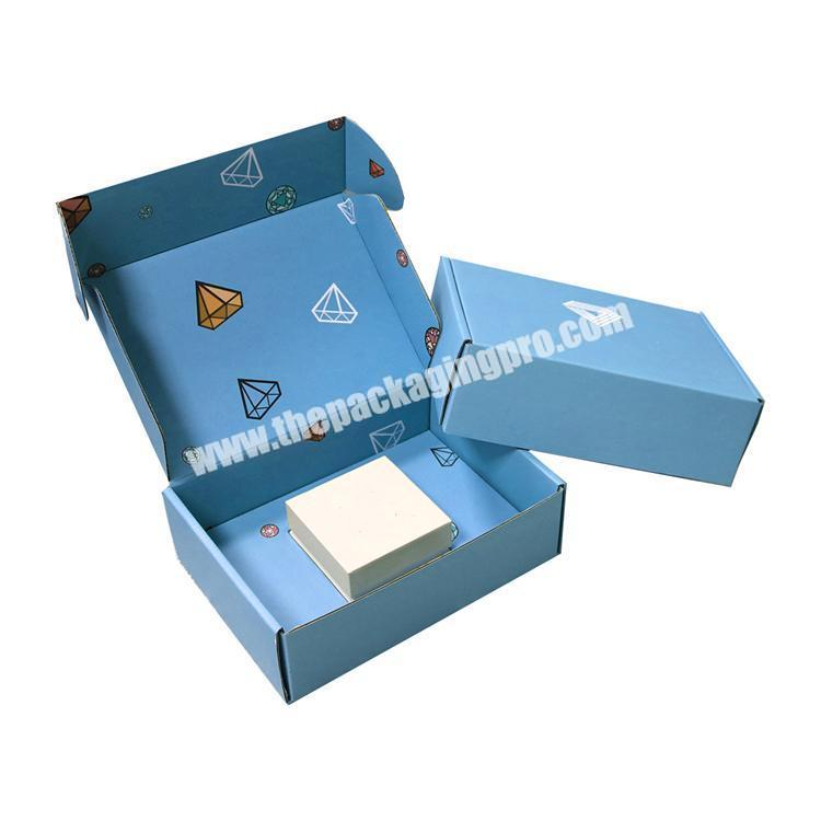 High quality mailer box custom