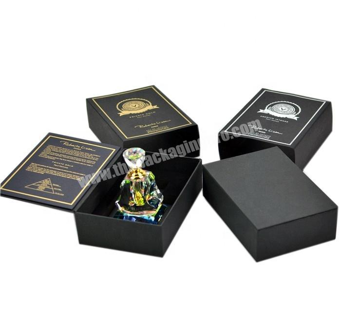 High quality perfume luxury cardboard packaging gift box for sale