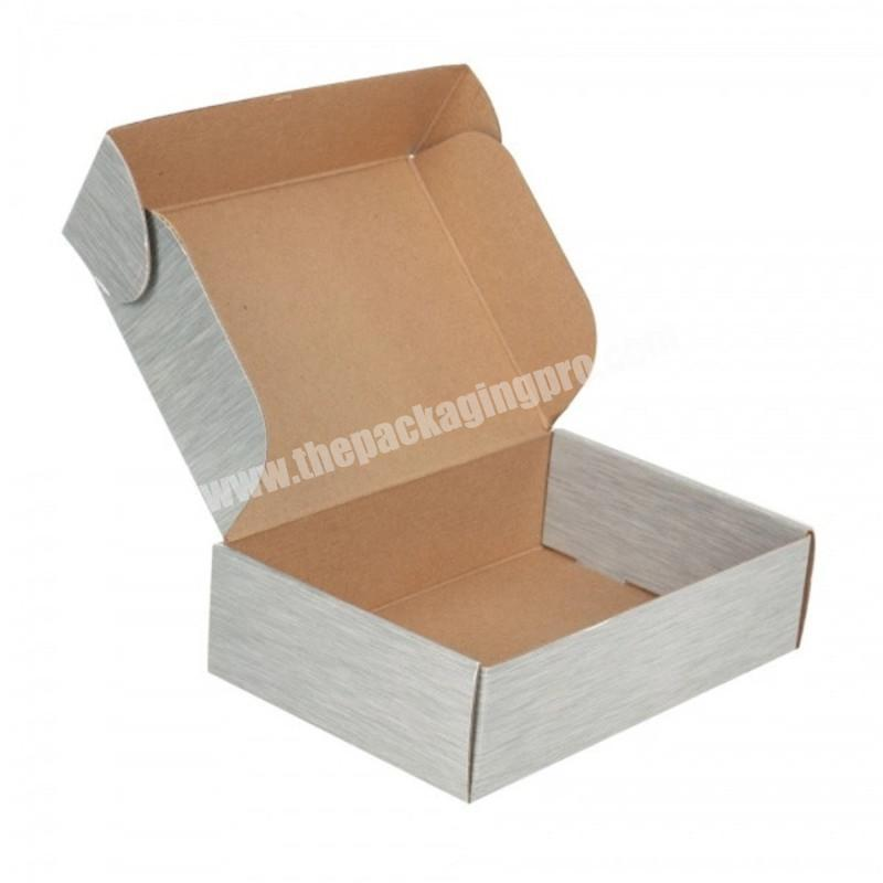 High quality top sale corrugated box tray