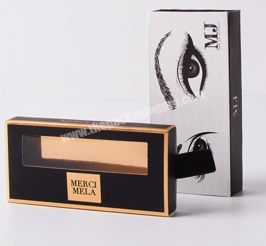 High quality with best price  Custom as Your Design cosmetic Eyelash Packaging Box