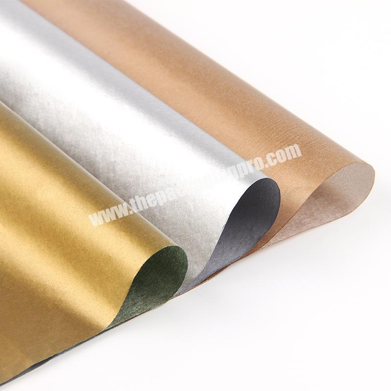 High Quality Wood Pulp China Manufacturer Clothing Gift Tissue Wrapping Paper Sheet
