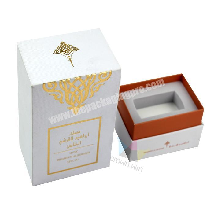 Manufacturer Hot sale essential oil paper gift box packaging storage