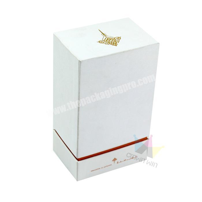 Wholesale Hot sale essential oil paper gift box packaging storage