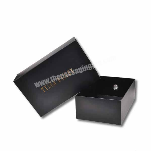 Hot sale match style box with logo printing