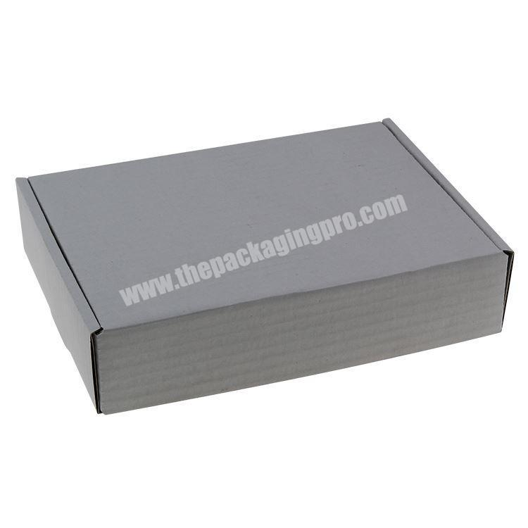 Hot Sell Popular Design Corrugated Packaging Box With Custom Logo