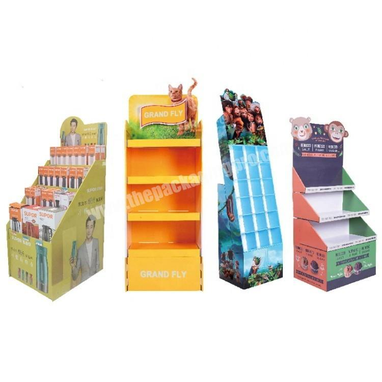 Hot Selling High Quality Color Print Paper Display With Factory Price