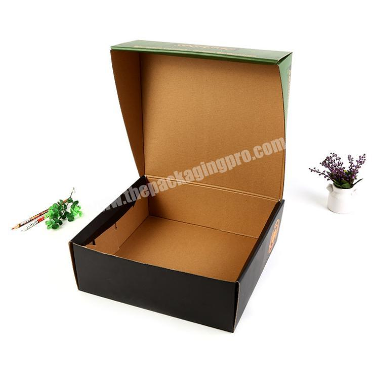 Factory hotsell packaging box corrugated paper kraft corrugated paper