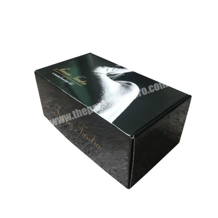 Wholesale hotsell packaging box corrugated paper kraft corrugated paper