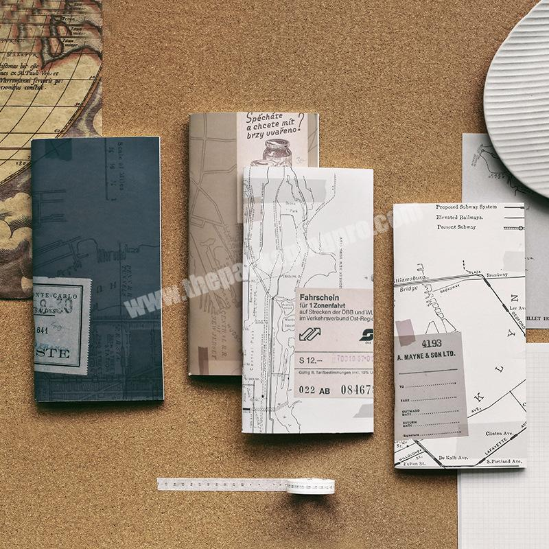 Hotselling cheap custom design planners and notebooks eco-friendly journal notebooks