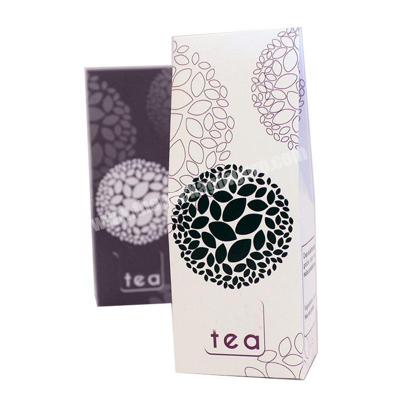 Individual Design Kraft Paper Coffee Tea  Dry Food Packaging Bag