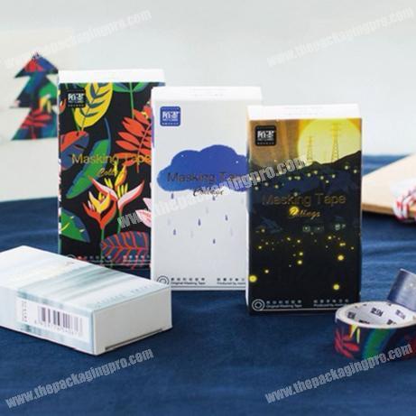 Japan customized washi tape for market