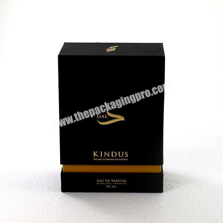 KALI 2020 Hot Sale Custom Printing Special new luxury cardboard paper gift box packaging for perfume bottles