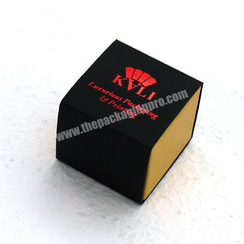 Manufacturer KALI Custom logo fantastic luxury cardboard paper perfume bottle packaging gift side box