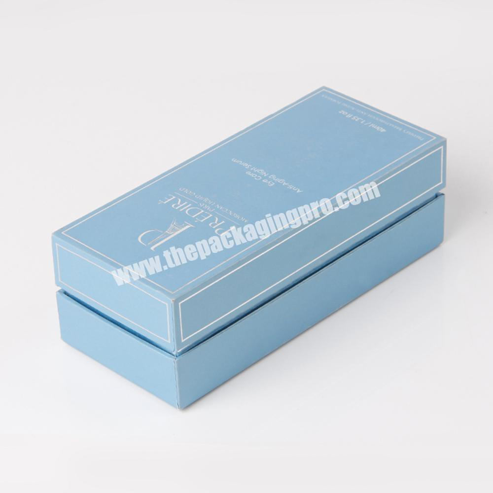luxury candle package perfume box making customised packaging box
