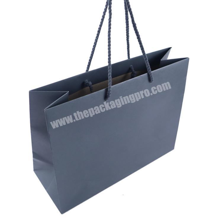 luxury custom boutique paper bags with logos